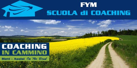 COACHING IN CAMMINO - estate 2019 biglietti