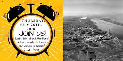 Hanford Challenge's Public meeting on Tank waste