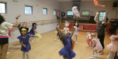 Drop in and Dance - March 25