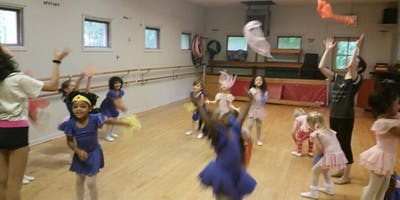 Drop in and Dance - April 29