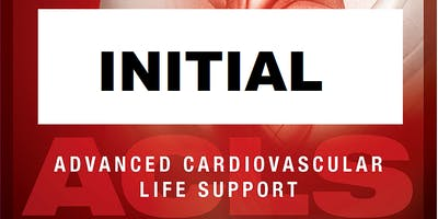 AHA ACLS 1 Day Initial Certification October 16, 2019 (INCLUDES Provider Manual and FREE BLS!) 9 AM to 9 PM at Saving American Hearts, Inc. 6165 Lehman Drive Suite 202 Colorado Springs, Colorado 80918.