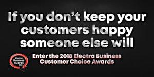 Customer Choice Awards - ENTER NOW