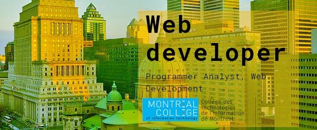 Web Development - Info-session July 2018