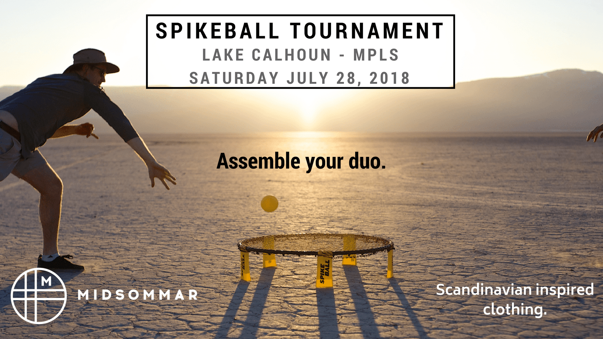 Midsommar Spikeball Tournament - Minneapolis
