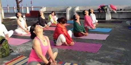 Yoga in rishikesh india tickets