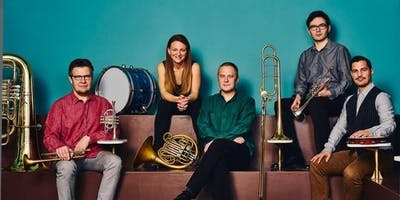 Concert Stockholmer Chambers Brass