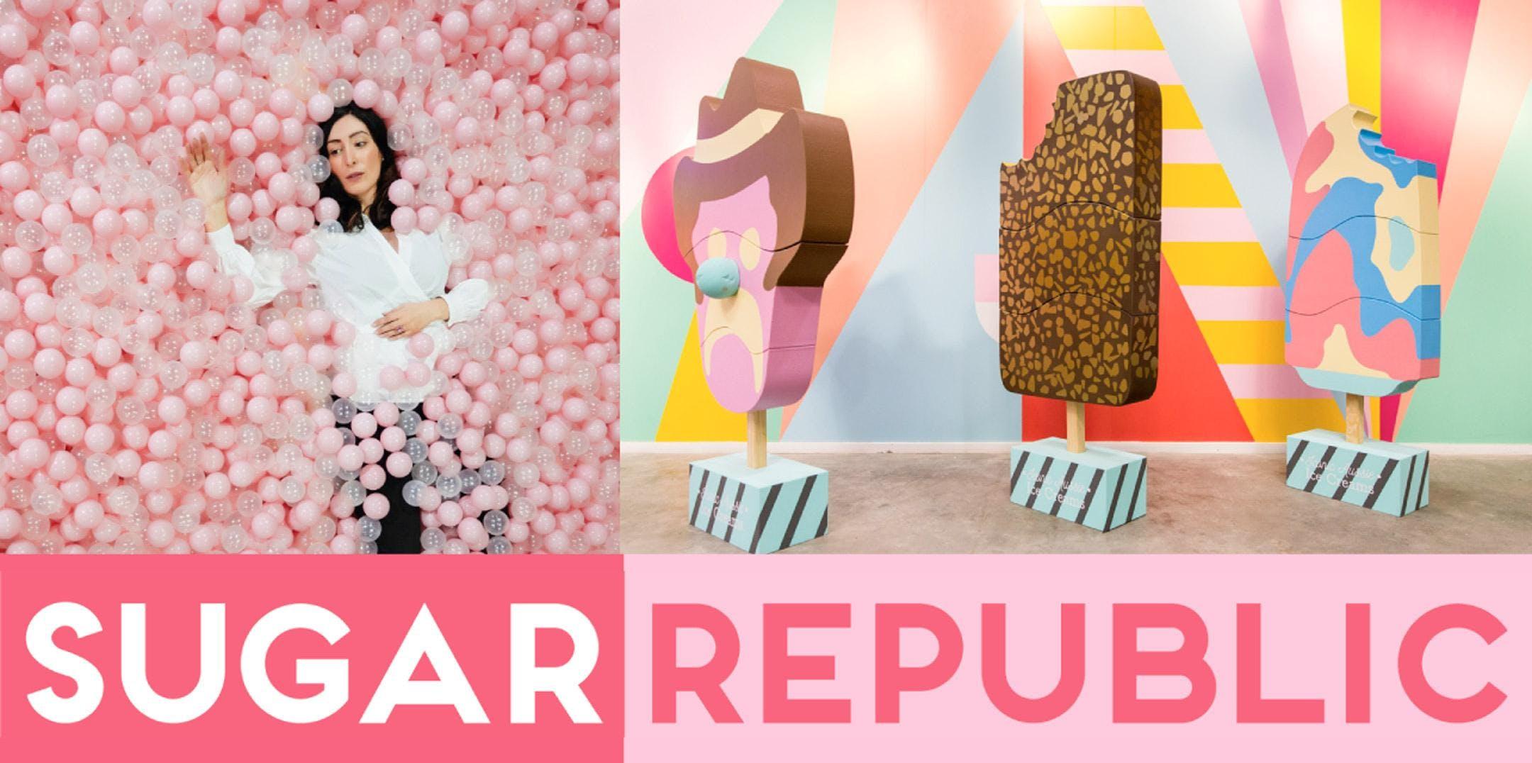 Sugar Republic Melbourne August 14 SOLD OUT