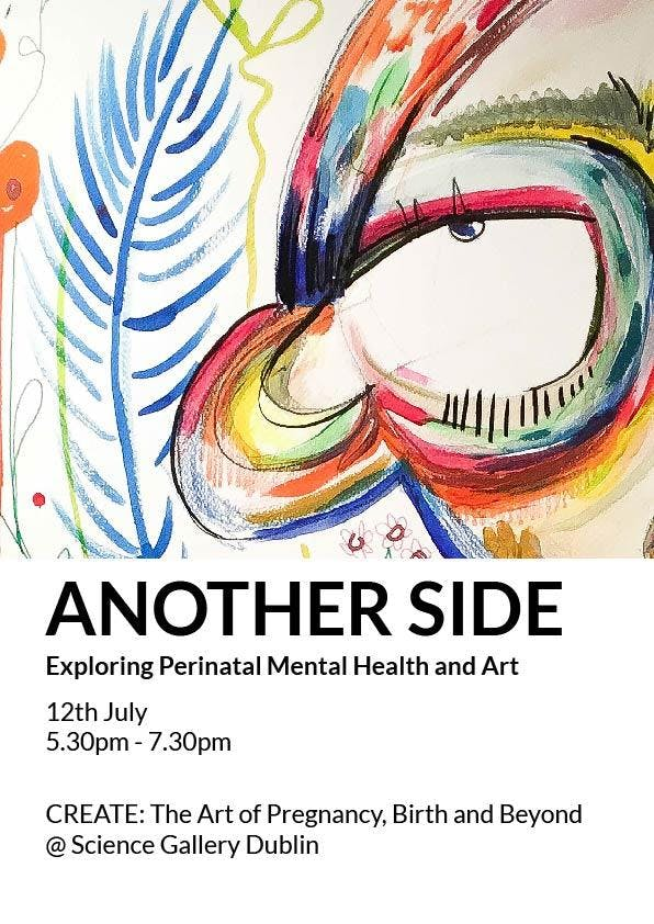 Another Side: Perinatal Mental Health and Art