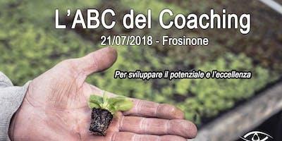 L'ABC del Coaching - evento gratuito Frosinone