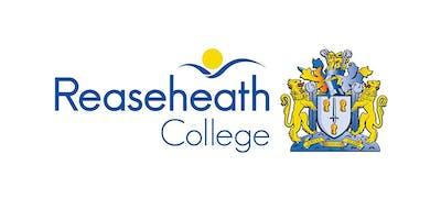 Reaseheath College Course Open Event - April 2019