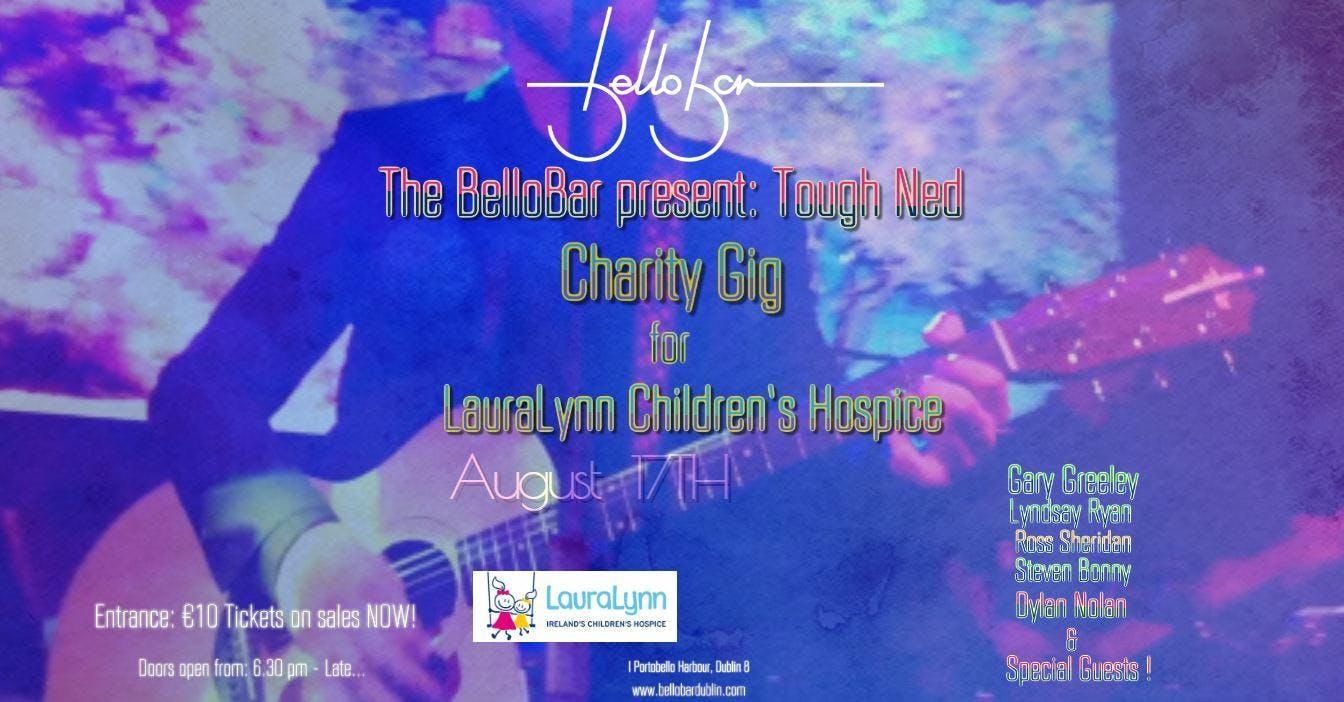 Charity Gig for LauraLynn Children's Hospice