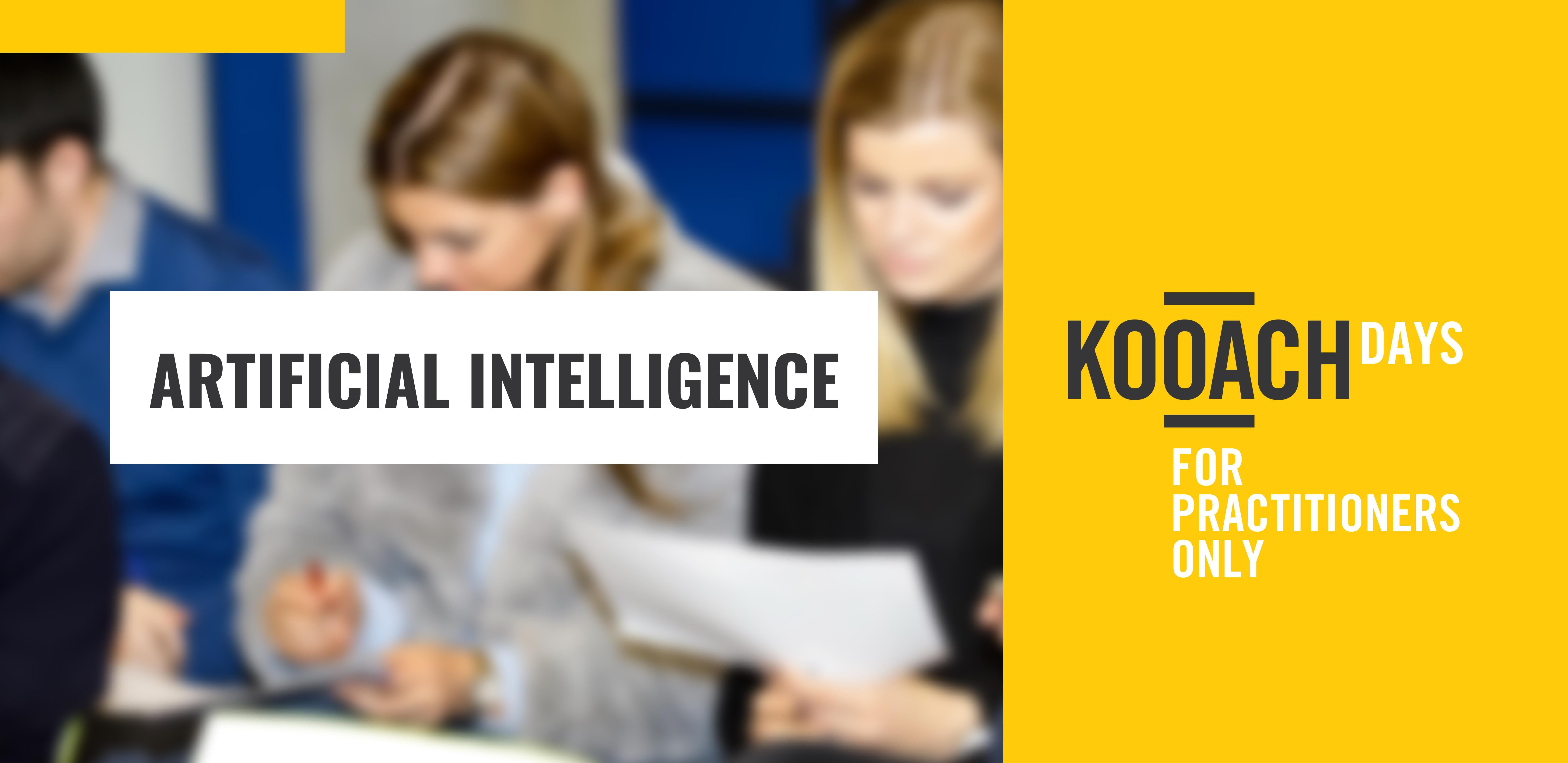 KOOACH Day: Artificial Intelligence Experts
