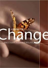 Vision for Change Mental Health Policy Refresh DUBLIN