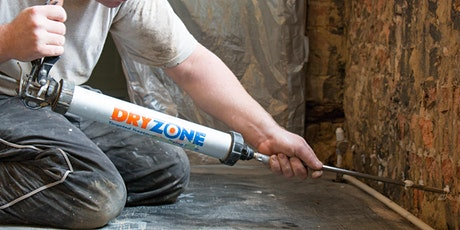 Damp-proofing Practical Course - Greater Manchester tickets