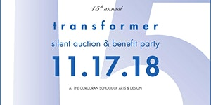 15th Annual Transformer Silent Auction & Benefit Party