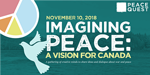 Imagining Peace: A PeaceQuest Gathering