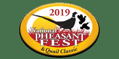 2019 National Pheasant Fest & Quail Classic