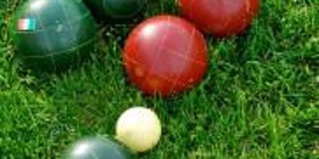 SOTX Rio Grande Valley 2019 Bocce Competition tickets