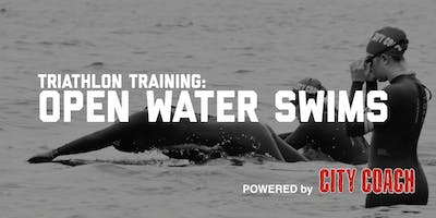 Triathlon Training: OPEN WATER SWIMS powered by City Coach - July 2018