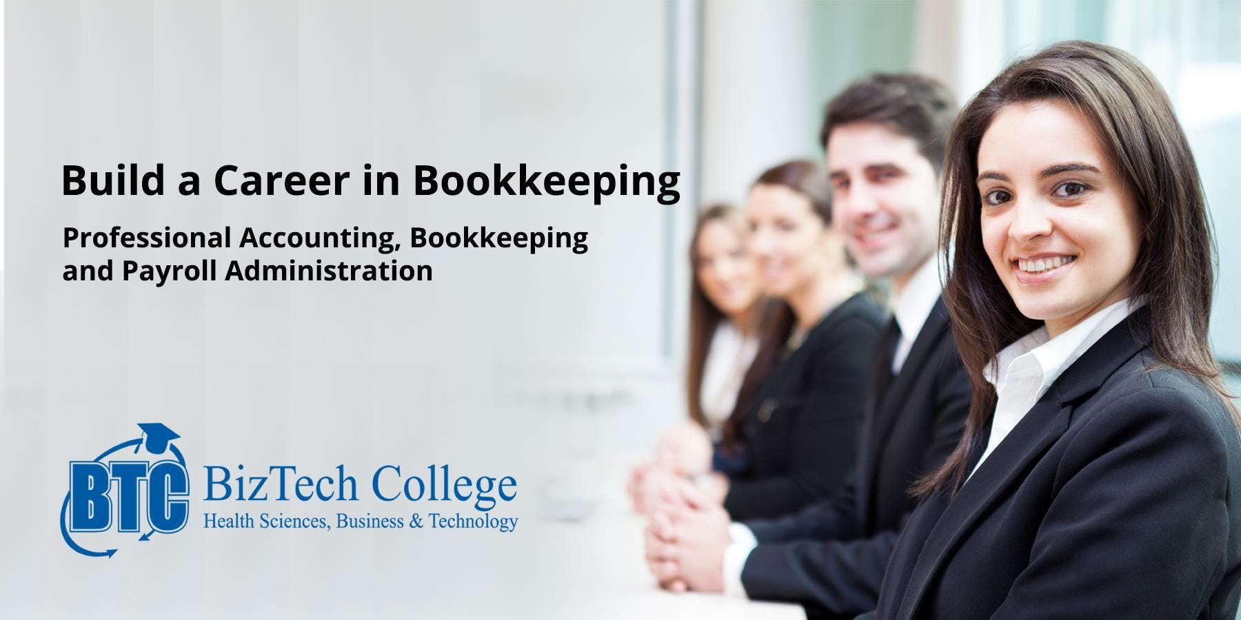 Build a Career in Bookkeeping