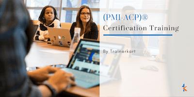 PMI-ACP 3 Days Classroom Training in Stockton, CA