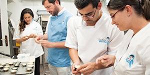 Pastel de Nata Workshop at REAL Bakery in Lisbon!