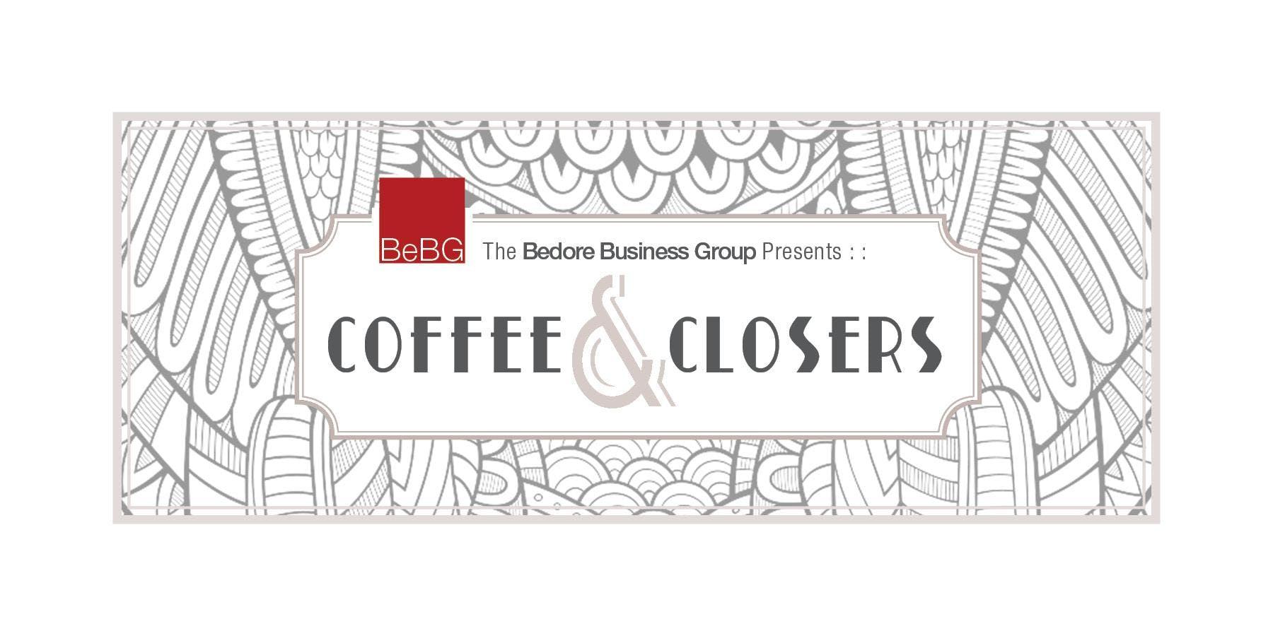 Coffee & Closers : : Learn from Local Sales L