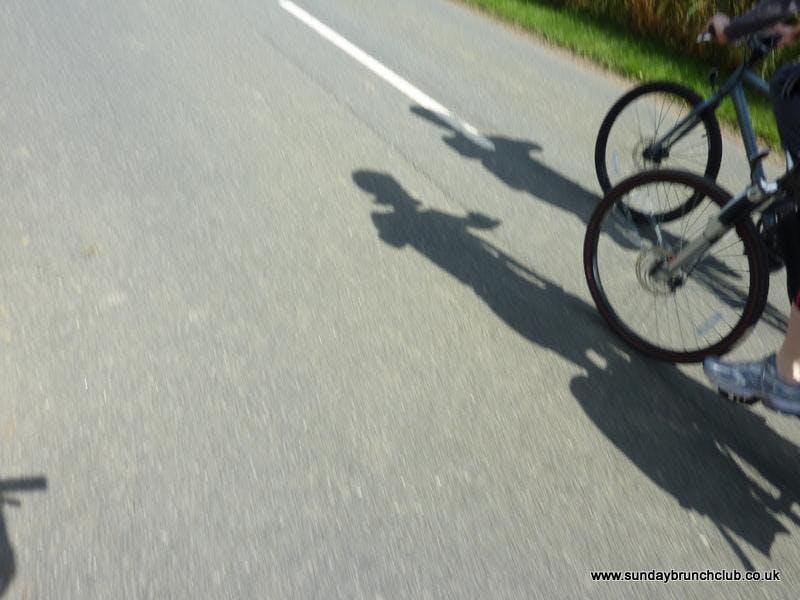 Copy of Bike Ride - Berwick Upon Tweed- Edinb