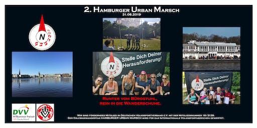 2. Hamburger Urban Marsch
