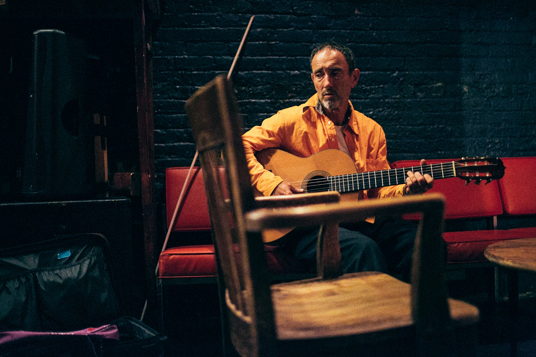 JONATHAN RICHMAN featuring TOMMY LARKINS on the drums!
