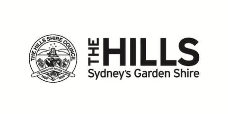 Image result for hills shire council logo 2018