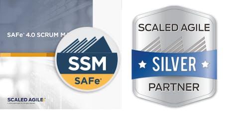 SAFe Scrum Master with SSM Certification in Sacramento - Weekend tickets