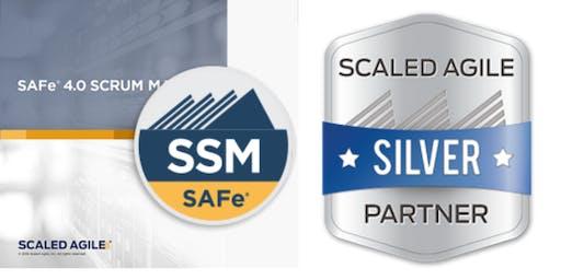 SAFe Scrum Master with SSM Certification in Sacramento - Weekend