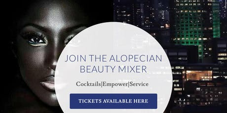 3rd Annual Alopecian Beauty Mixer Miami (Under the Sea Edition) tickets