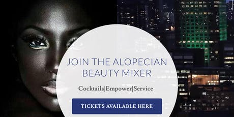 4th Annual Alopecian Beauty Mixer Hawaii (Oahu Luau Breeze & Dance) Event tickets