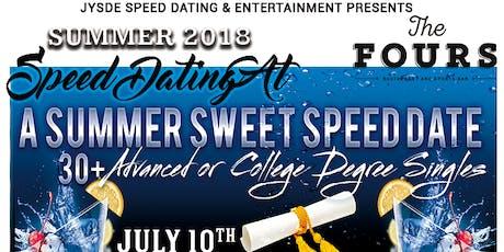 soiree speed dating restaurant