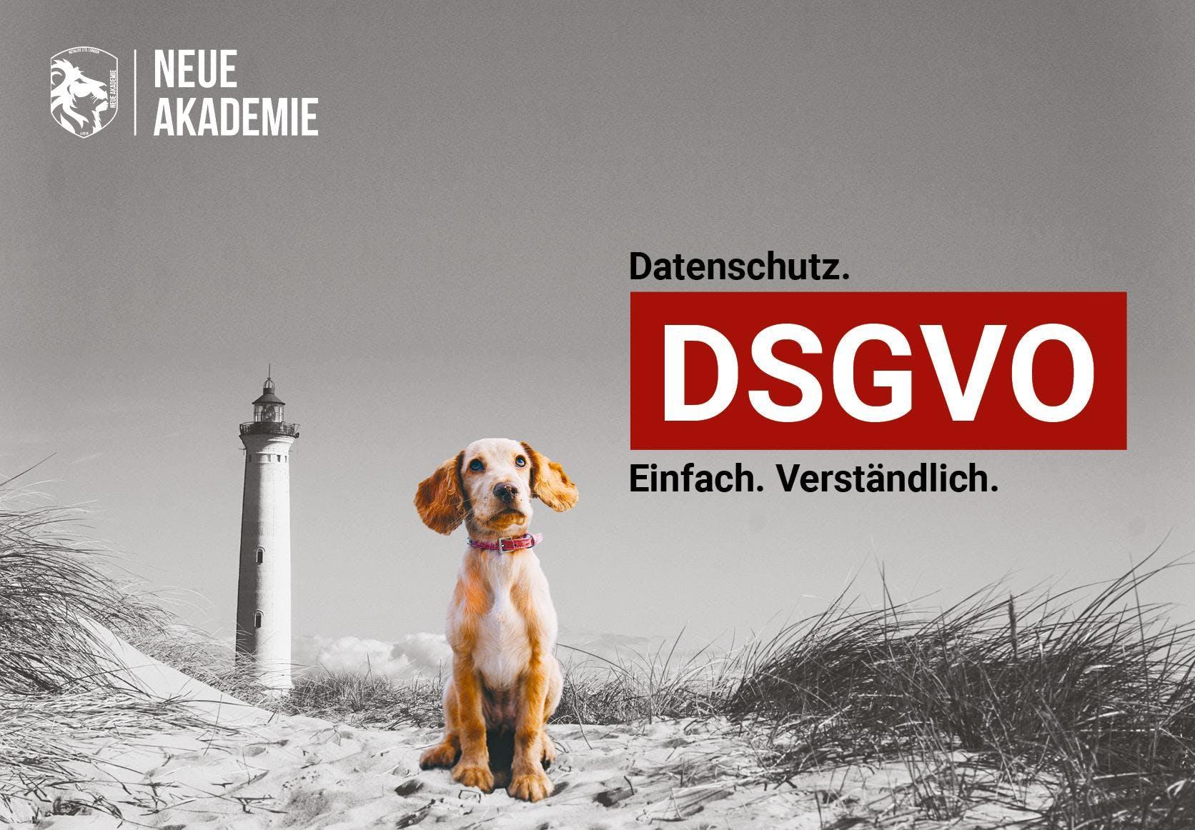 Vortrag: Die DSGVO in der Praxis