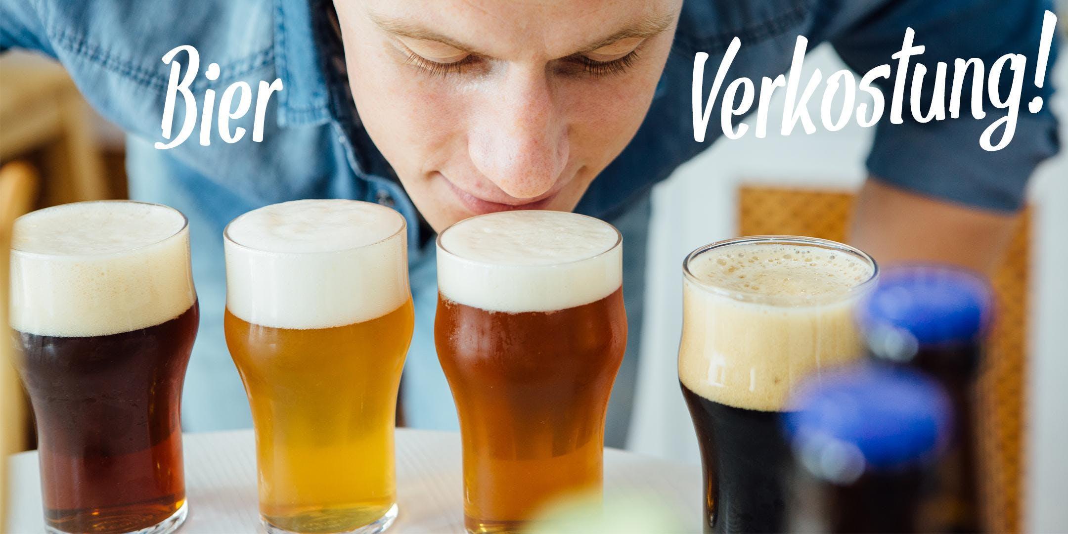 Bier Verkostung in ... - Potsdam - 02/08/18 - Evensi