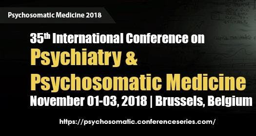 35th International Conference on Psychiatry &