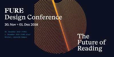 2. FURE Konferenz. The Future of Reading
