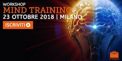 Workshop Mind Training, Il Potere della Lucidità