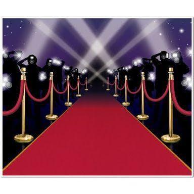 Hooray for Hollywood!  - A glamorous wedding