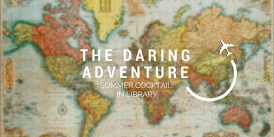 The Daring Adventure Summer Cocktail