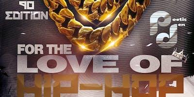 Poetry Extravaganza 'Love of Hip Hop' 90s Edition