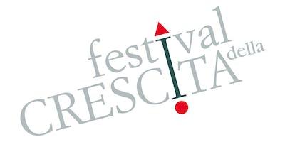 Festival della Crescita - Piacenza 2018
