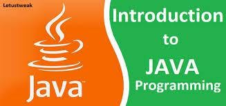Introduction to Java Programming and Exposure