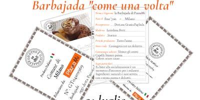 """Barbajada """"come una volta"""": degustazione offerta da PausaMi della bevanda tradizionale"""