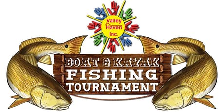 Valley Haven's 5th Annual Boat & Kayak Fishing Tournament tickets