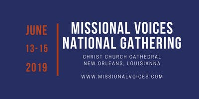 2019 Missional Voices National Gathering