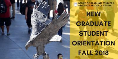 B&E & HHS New Graduate Student Orientation/GRC Open House 2018